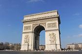 Arc de Triomphe, Paris — Stock Photo