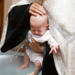 Christening - Stock Photo