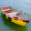 Boat on water — Stock Photo #4153132