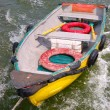 Boat on water — Stock Photo #4153141