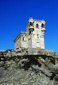 старинная башня в тарифе тарифа — Стоковое фото