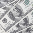 Money - USD banknotes — Stock Photo