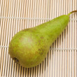 Green pear — Stock Photo #4587465