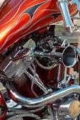 Motore v-2 — Foto Stock