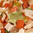 Dehydrated vegetables — Stock Photo #4081999