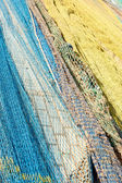 Trawl fishing nets — Stockfoto