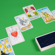 Tarot cards — Stock Photo #4665610