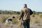 狩猟 parntners — ストック写真