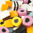 Liquorice candy — Stock Photo #4830076