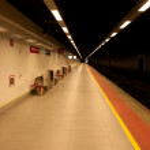Underground station — Stock Photo #4889956