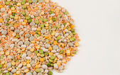 Assorted legumes — Stock Photo