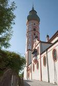 Mosteiro de andechs, baviera — Foto Stock