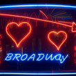 Neon Sign — Stock Photo