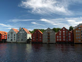 Trondheim — Stock Photo