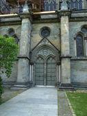Nidaros Cathedral — Stock Photo