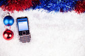 Message to Santa — Stock Photo