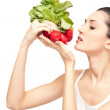 Healthy dieting food - concept — Stock Photo #5203847