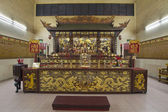 Chinese Temple Altar 3 — Stock Photo