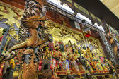 Chinese Temple Altar — Stock Photo