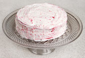 Red velvet cake — Fotografia Stock