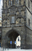 Powder Tower in Prague — Stock Photo