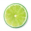 Slice of fresh lime — Stock Photo #5332513