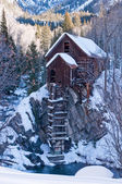 Crystal Mill — Stock Photo