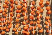 乾燥柿 — ストック写真