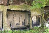 Starożytne posągi matsushima, japonia — Zdjęcie stockowe