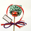 Stock Photo: Japanese New Year decoration