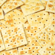 Stacks of crackers — Stock Photo