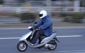 Speedy scooter — Stock Photo