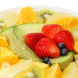 Exotic fruits temptation — Stock Photo #5092629