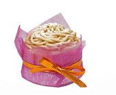 Chestnut cake — Stock Photo