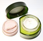 Cosmetic creams — Stock Photo