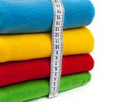 Structuur van verschillende kleuren — Stockfoto