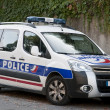 Royalty-Free Stock Photo: Modern french police car