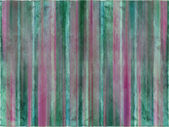 Dawn sea and sky watercolor wash stripes — Stock Photo