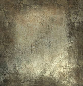 Grunge wall with frame — Stockfoto