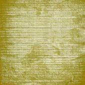 Yellow and white slatted wood background — Stock Photo