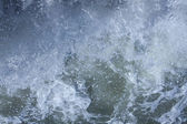 Turbulent Water — Stock Photo