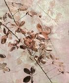 Grunge Flower Background — Stock Photo