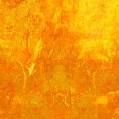 Grunge Orange Textured Background — Stock Photo