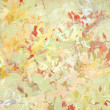 Grunge Impressionist Flower — Stock Photo