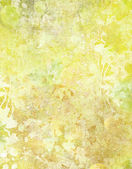 Grunge Floral Abstract — Stock Photo