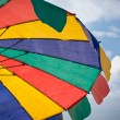 Beach umbrella — Stock Photo #4912213