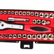 Socket set — Stock Photo