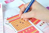 Lotteria — Foto Stock