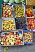 Fruit bazaar — Stock Photo