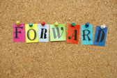 Forward — ストック写真